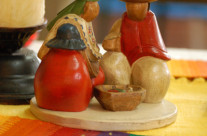 Fotos da Capela da Serra: Natal 2012