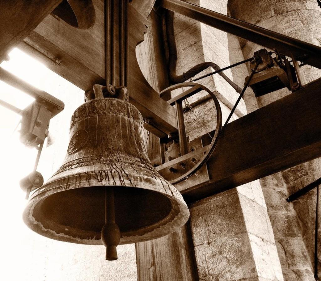 Girona-Old-Church-Bell